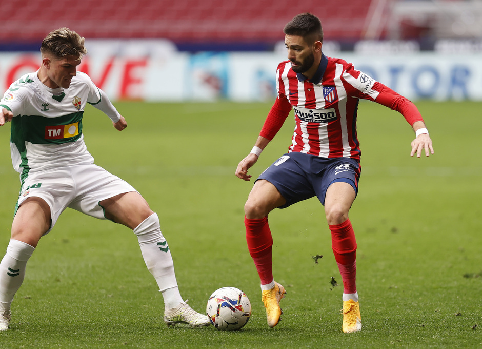 Temporada 2020/21 | Atlético de Madrid - Elche | Carrasco