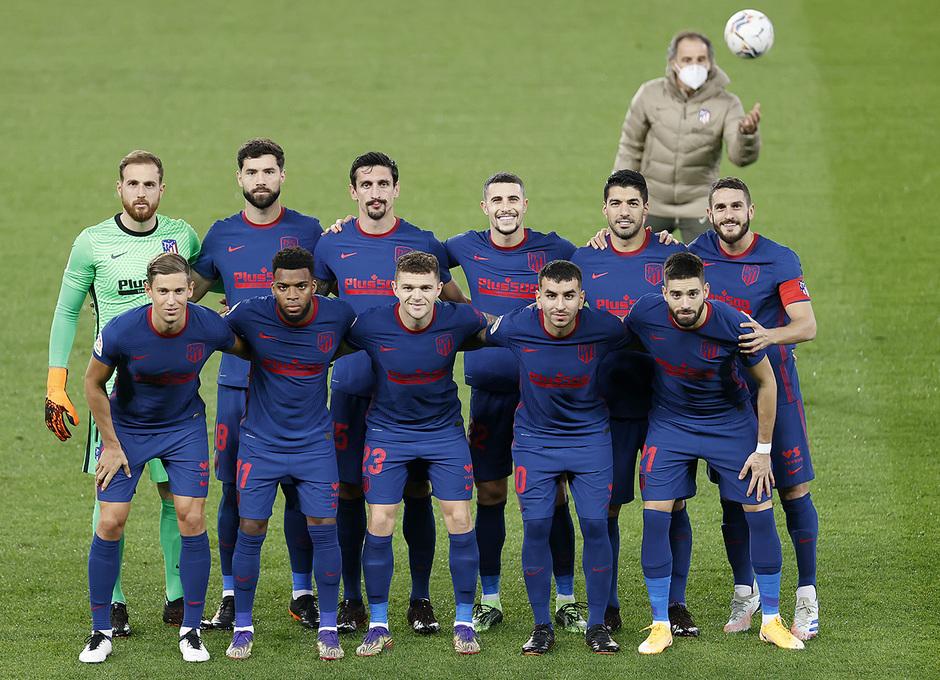 Temp. 20-21 | Real Sociedad - Atlético de Madrid | Once