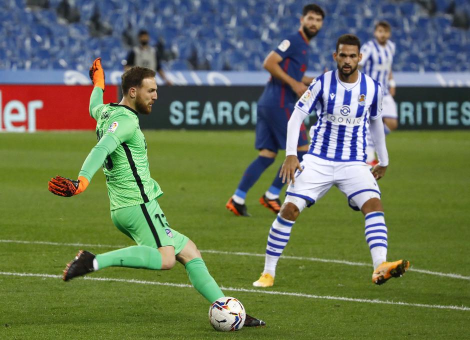 Temp. 20-21 | Real Sociedad - Atlético de Madrid | Oblak