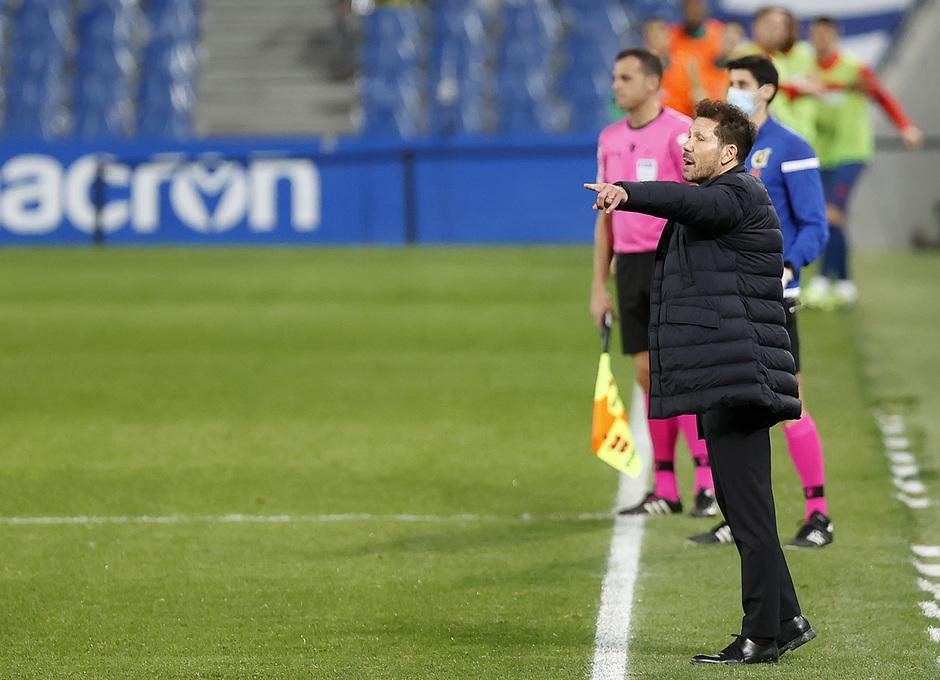 Temp. 20-21   Real Sociedad - Atlético de Madrid   Simeone