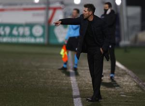 Temp. 20-21 | Copa del Rey | Cornellà-Atlético de Madrid | Simeone