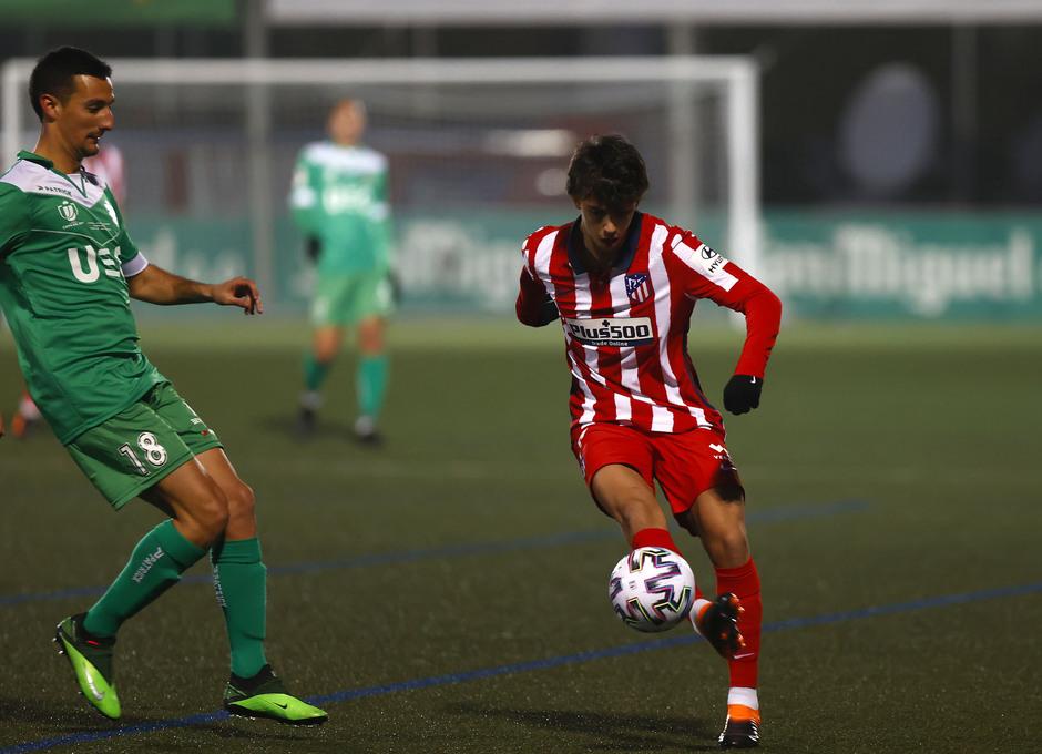 Temp. 20-21 | Copa del Rey | Cornellà-Atlético de Madrid | Joao Félix