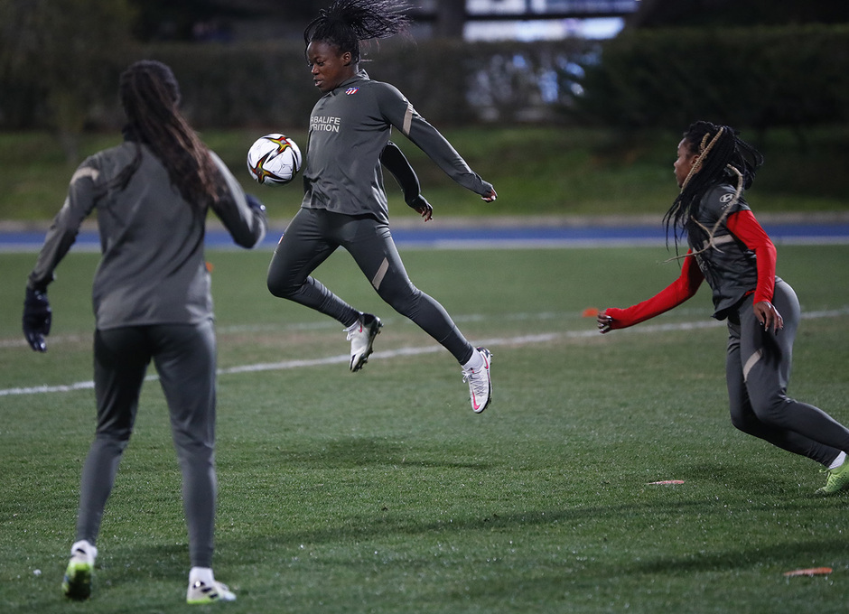 Temporada 20/21 | Atleti Femenino |