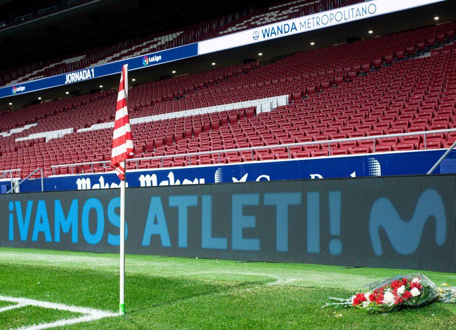 Temporada 20/21 | Atleti - Sevilla | Ramo