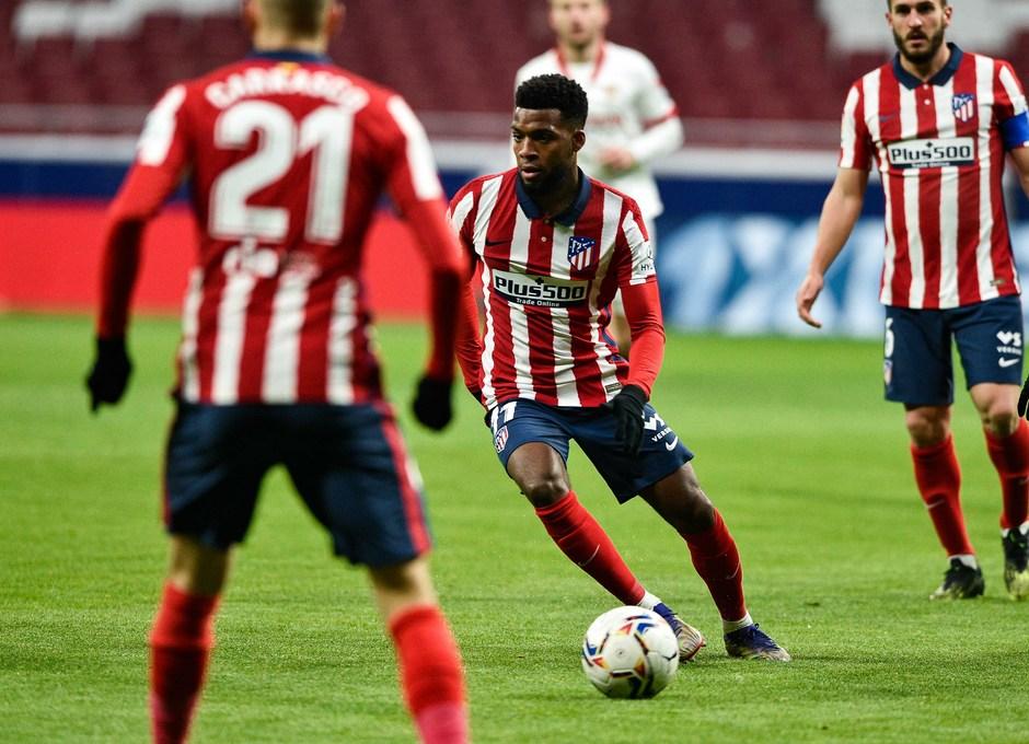 Temporada 20/21 | Atleti - Sevilla | Lemar