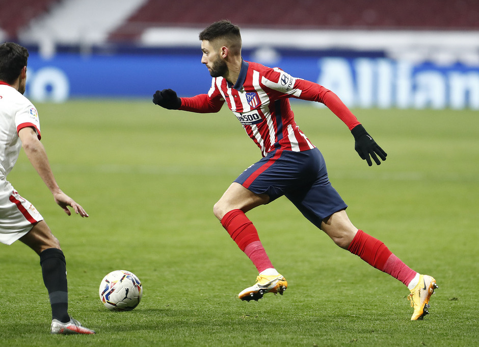 Temporada 20/21 | Atleti - Sevilla | Carrasco