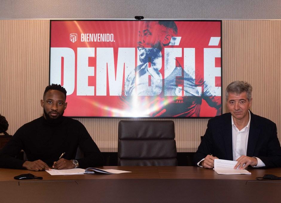 Temporada 20/21 | Llegada de Moussa Dembélé | Firma con Miguel Ángel Gil