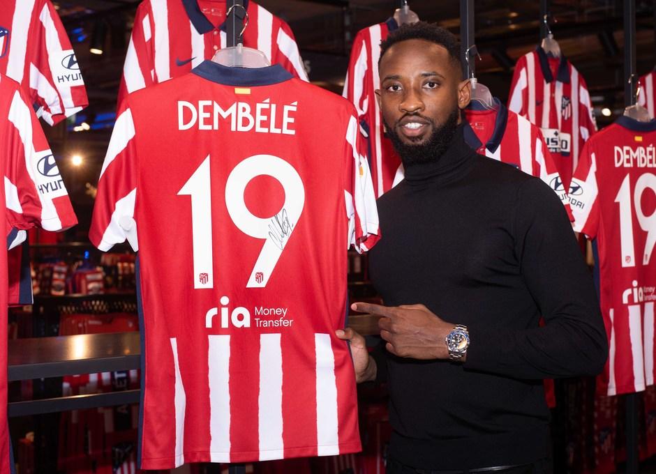 Temporada 20/21 | Llegada de Moussa Dembélé | Tienda | Dorsal