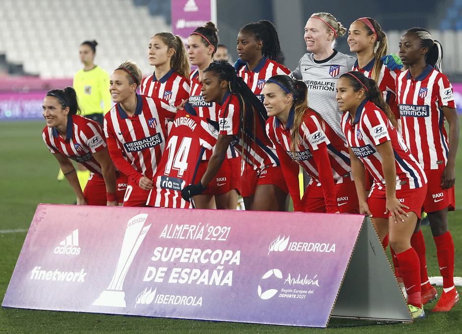 Temporada 20/21 | Final Supercopa de España | Levante-Atleti | Once