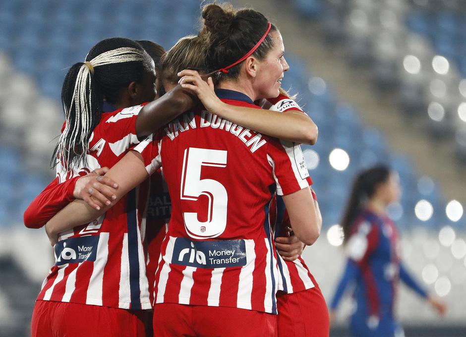 Temporada 20/21 | Final Supercopa de España | Levante-Atleti | Celebración