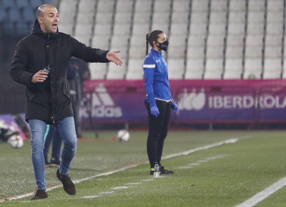 Temporada 20/21 | Final Supercopa de España | Levante-Atleti | Sánchez Vera