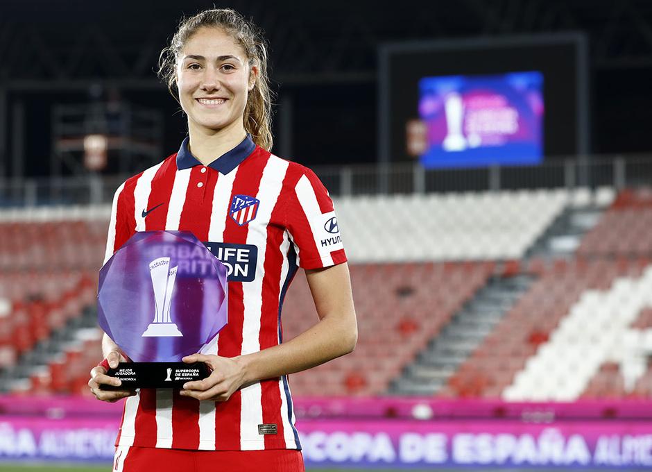 Temporada 20/21 | Final Supercopa de España | Levante-Atleti | Laia Aleixandri