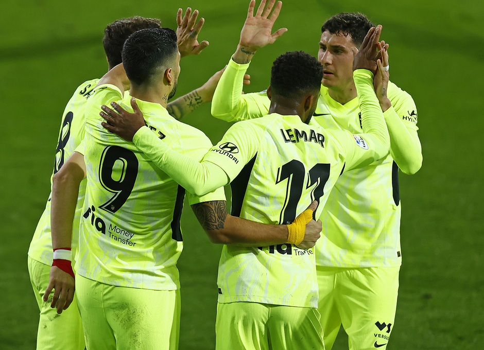 Temporada 20/21 | Eibar - Atleti | Gol