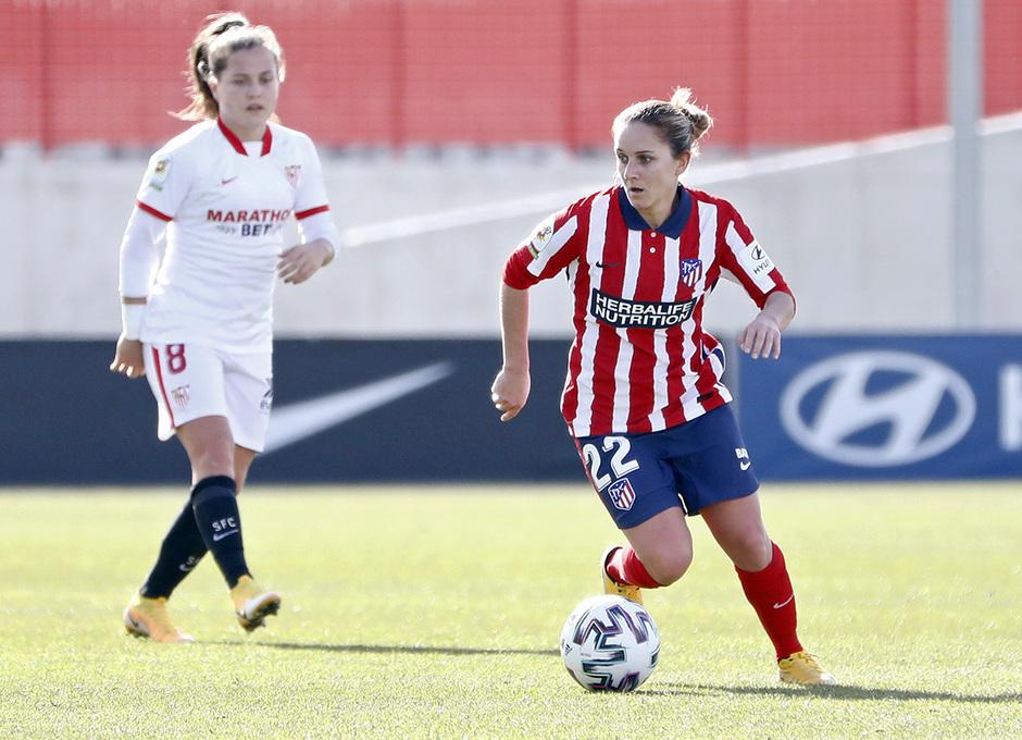 Temp 2020/21 | Atleti Femenino-Sevilla | Bonetti
