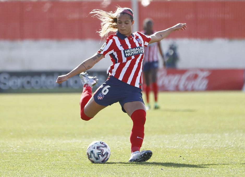 Temp 2020/21 | Atleti Femenino-Sevilla | Deyna
