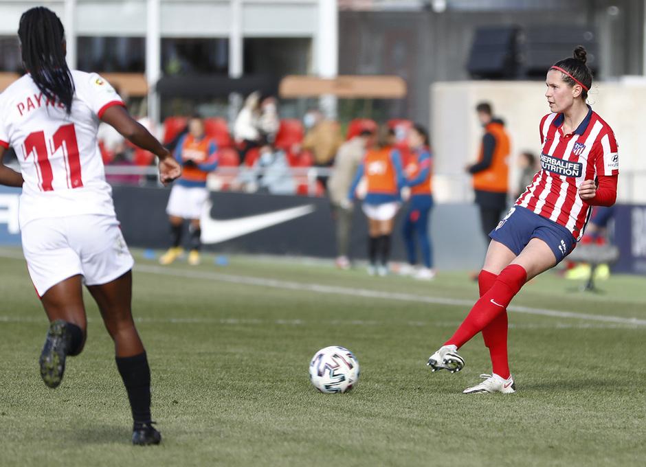 Temp 2020/21 | Atleti Femenino-Sevilla | Merel