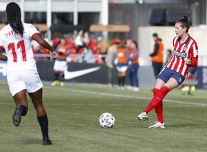 Temp 2020/21   Atleti Femenino-Sevilla   Merel