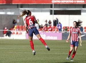Temp 2020/21   Atleti Femenino-Sevilla   Deyna gol