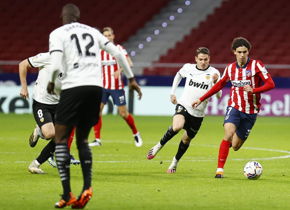 Temp 2020/21 | Atleti - Valencia | Joao Félix