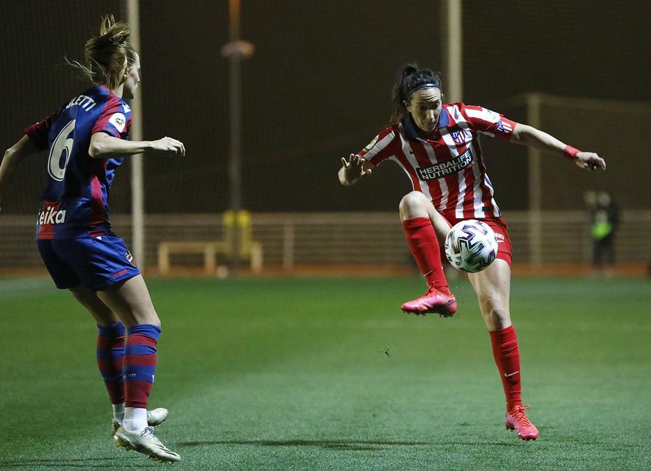 Temp. 20-21 | Levante-Atleti Femenino | Meseguer