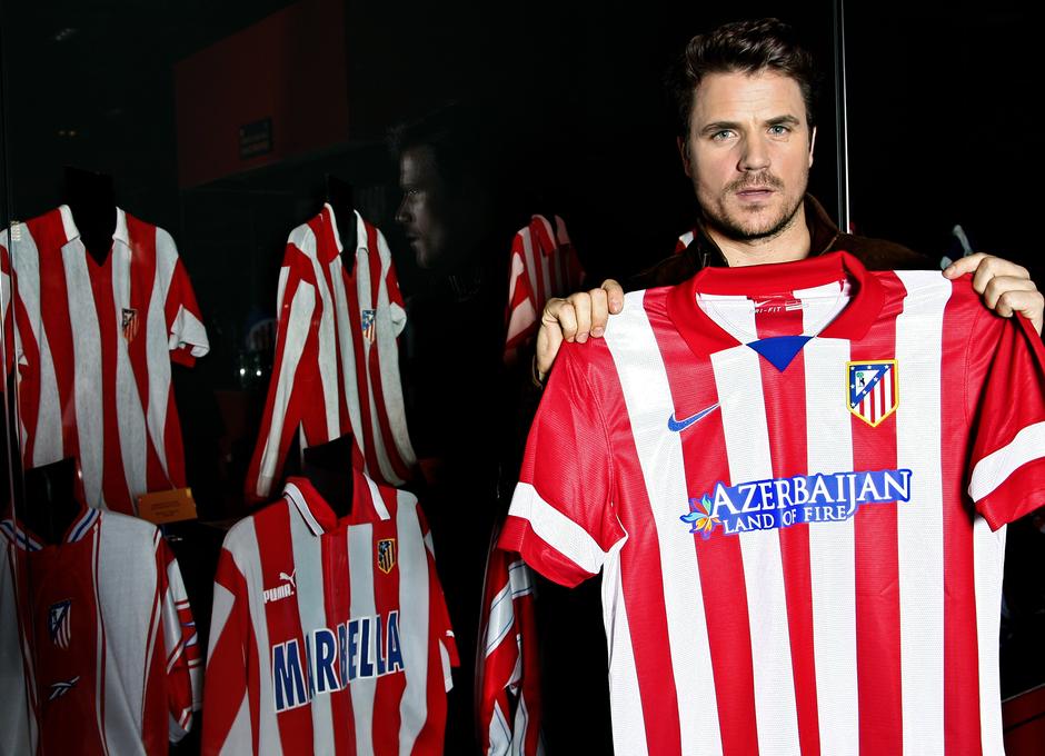 Consigue la tableta del Atlético