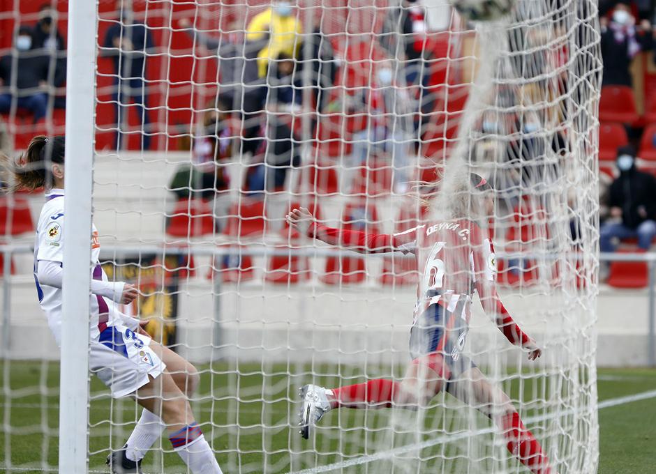 Temp. 20-21 | Atleti Femenino-Eibar | Deyna gol