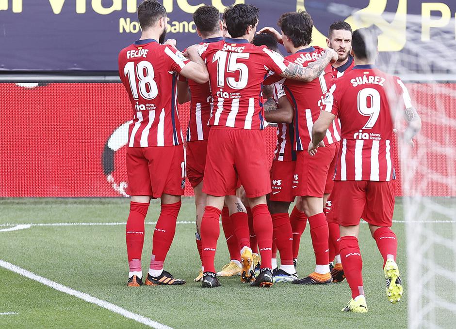 Temp. 20-21 | Cádiz - Atlético de Madrid | Saúl
