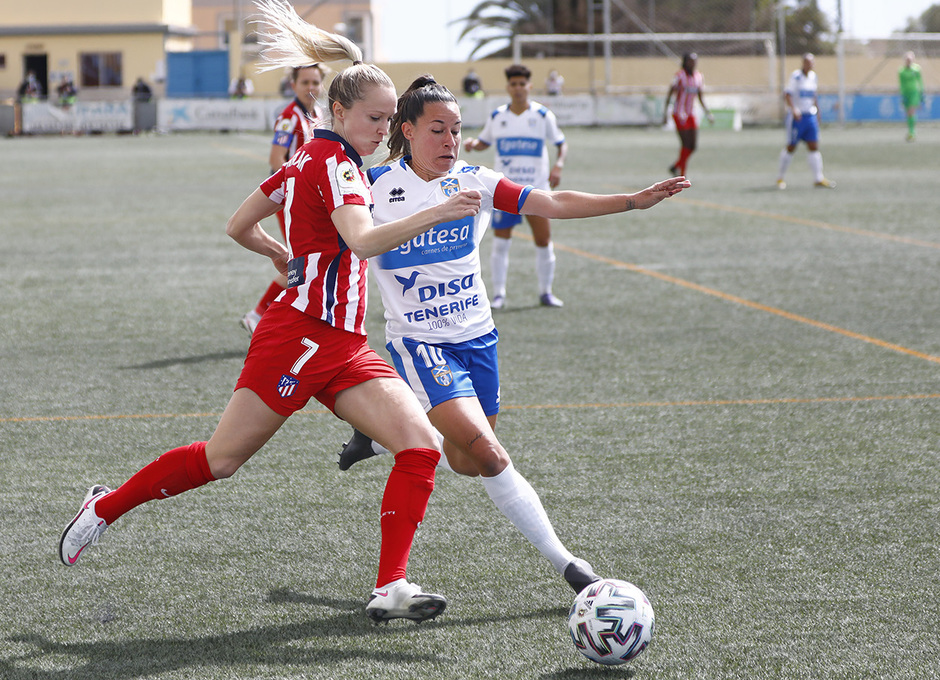 Temp. 20-21 | Granadilla-Atleti Femenino | Turid