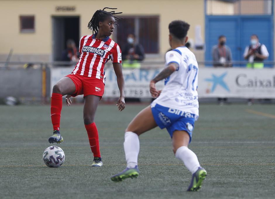 Temp. 20-21 | Granadilla-Atleti Femenino | Tounkara