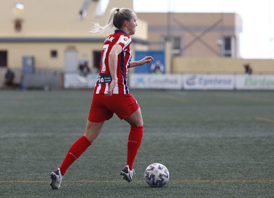 Temp. 20-21 | Granadilla-Atleti Femenino | Knaak