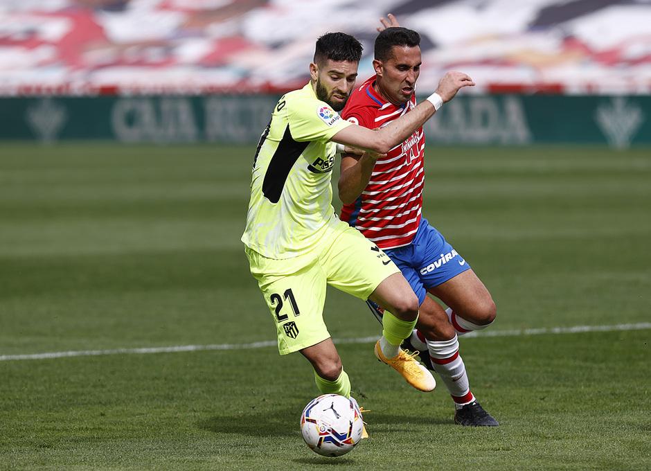 Temp. 20-21 | Granada - Atleti | Carrasco
