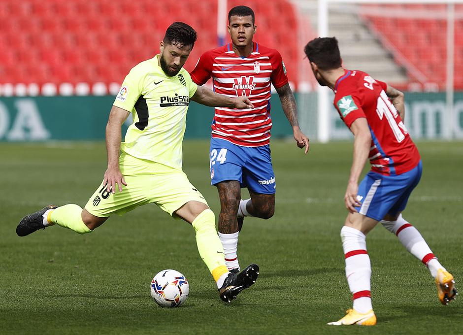Temp. 20-21 | Granada - Atleti | Felipe