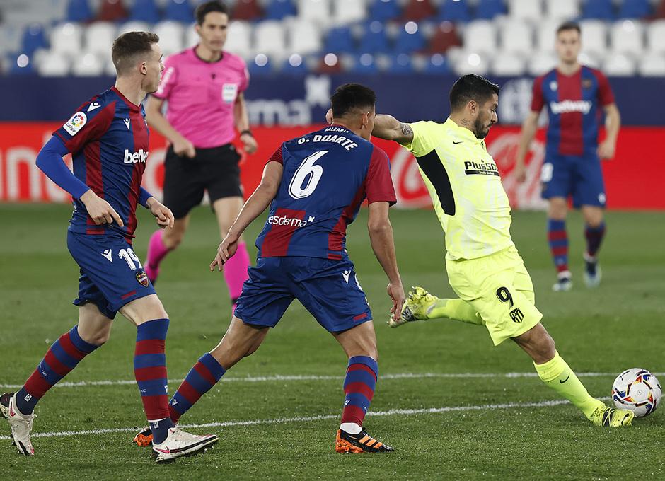 Temp. 20-21 | Levante - Atleti | Suárez