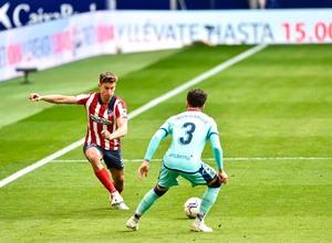 Temp. 20-21 | Atleti - Levante | Llorente