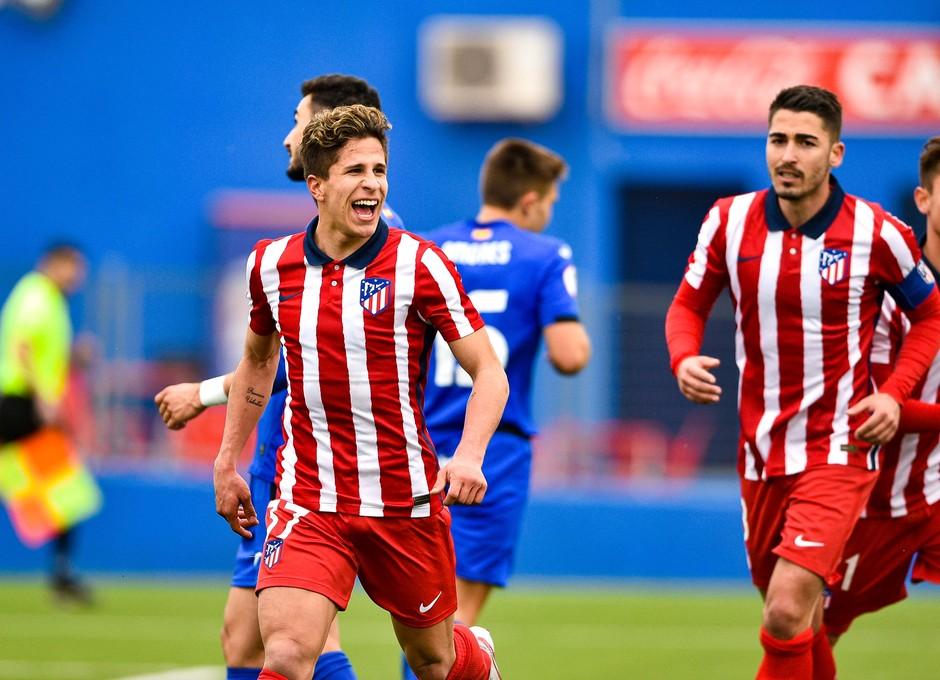 Temp. 20-21 | Getafe B - Atlético de Madrid B | Giuliano