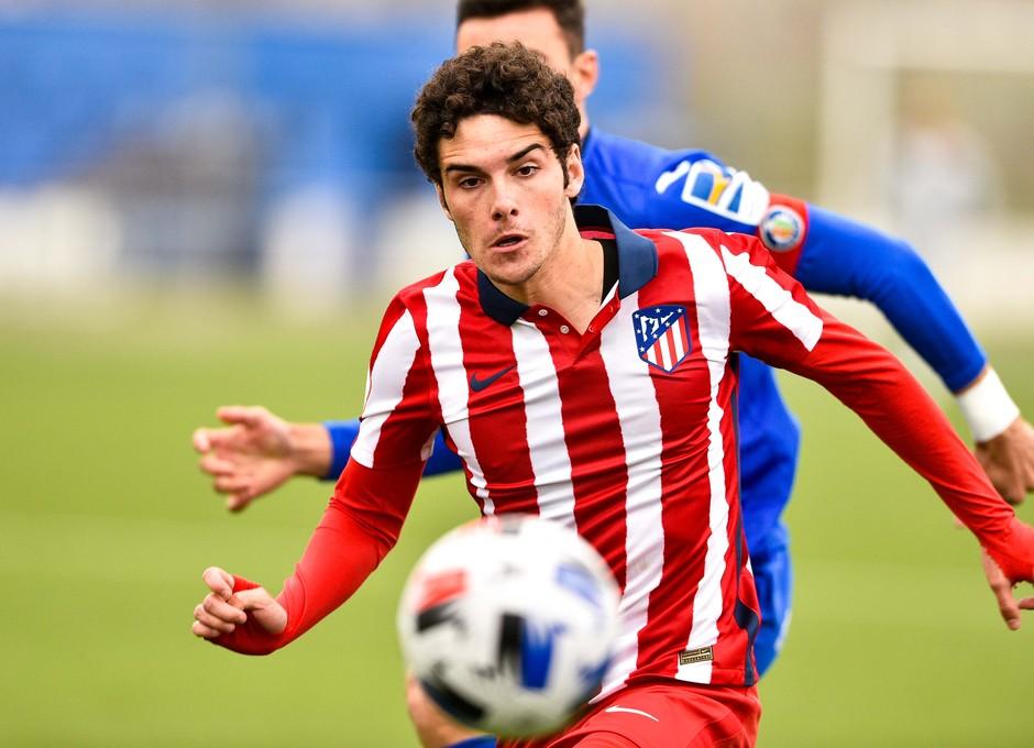 Temp. 20-21 | Getafe B - Atlético de Madrid B | Camello
