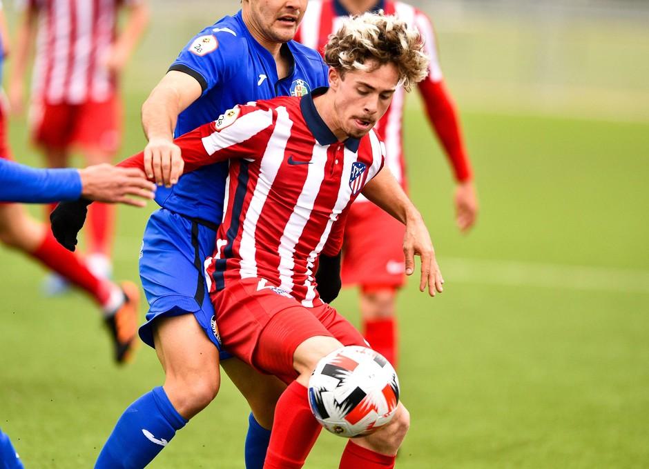 Temp. 20-21 | Getafe B - Atlético de Madrid B | Soriano