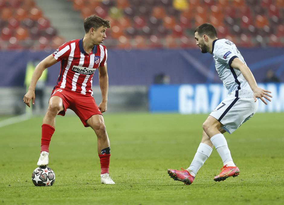 Temp. 20-21 | Atleti - Chelsea | Llorente
