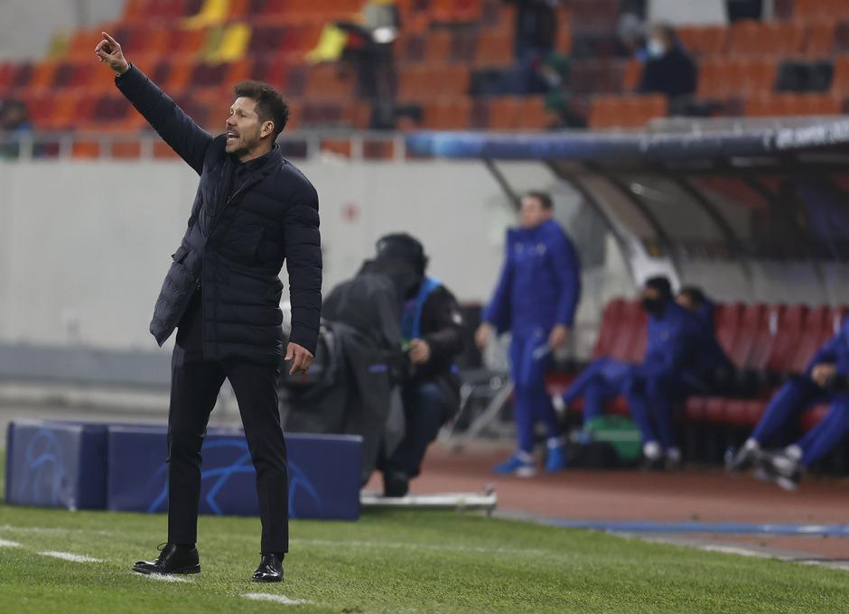 Temp. 20-21 | Atleti - Chelsea | Simeone