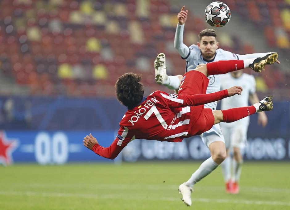 Temp. 20-21 | Atleti - Chelsea | Joao Félix