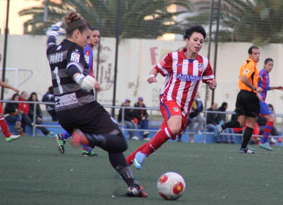 Temporada 2013-2014. Levante UD-Atlético de Madrid Féminas