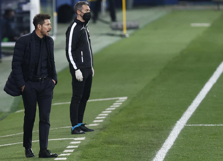 Temp. 20-21 | Villarreal - Atleti | Simeone