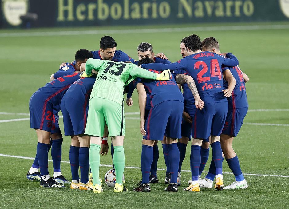 Temp. 20-21 | Villarreal - Atleti | Piña