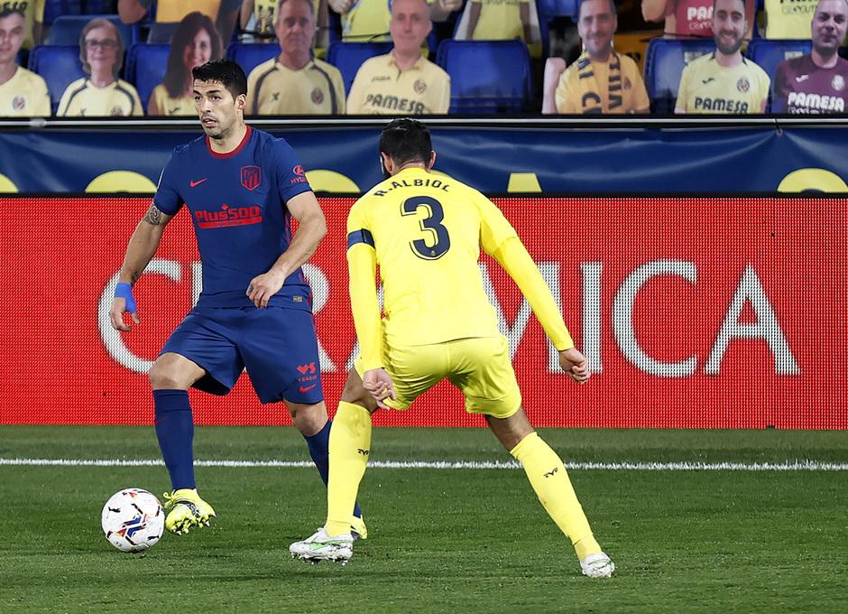 Temp. 20-21 | Villarreal - Atleti | Suárez