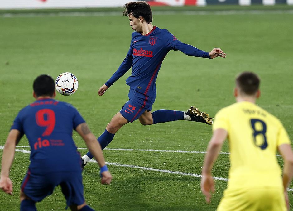 Temp. 20-21 | Villarreal - Atleti | Joao Félix
