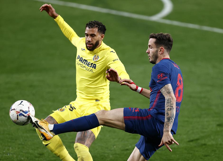 Temp. 20-21 | Villarreal - Atleti | Saúl