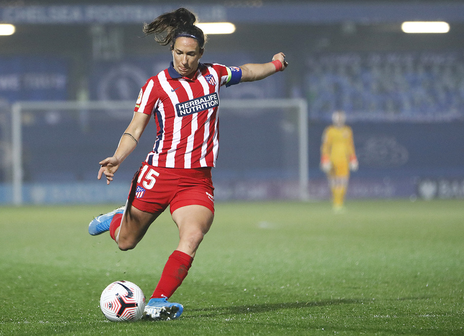 Temp. 20-21   UWCL   Chelsea-Atleti Femenino   Meseguer