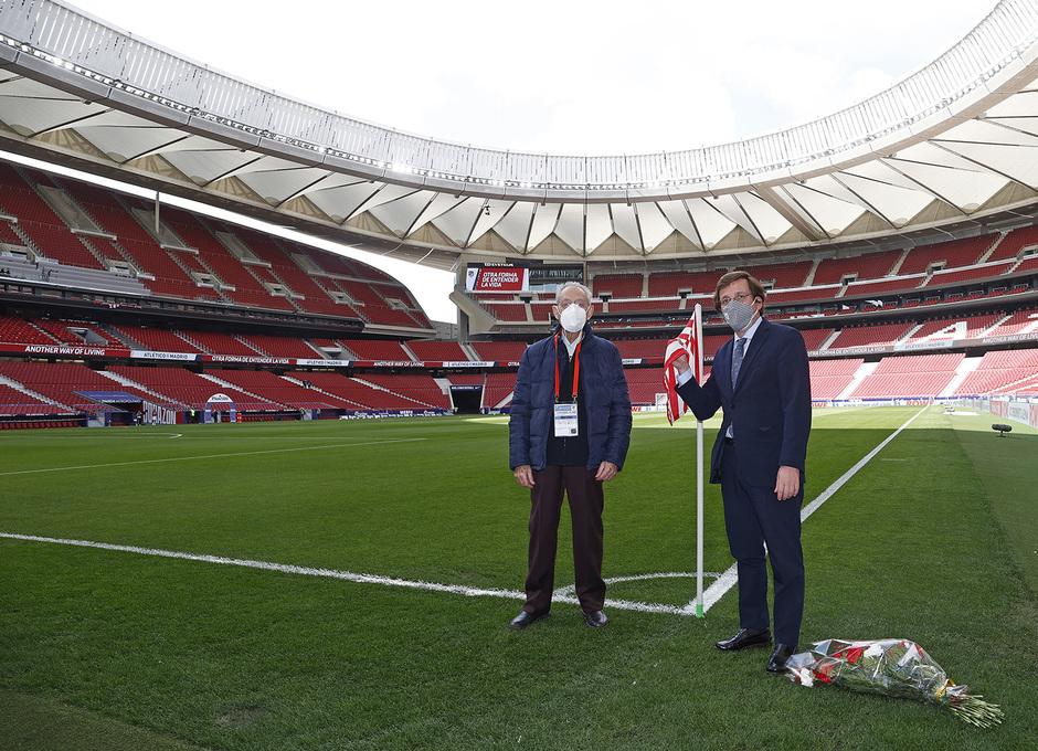 Temp. 2020/21 | Atleti - Real Madrid | Ramo