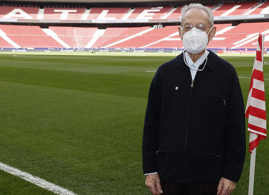 Temp. 2020/21 | Atleti - Real Madrid | Socio 1