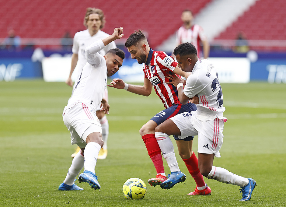 Temp. 2020/21 | Atleti - Real Madrid | Carrasco